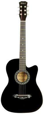 Акустическая гитара Belucci 3810BK (7/8) - фото 4932
