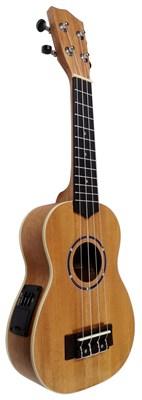 Электро-акустическая укулеле Fabio UK21-550 EQ - фото 5478