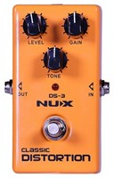 Педаль distortion NUX DS-3