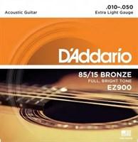 Стальные струны D`Addario EZ900