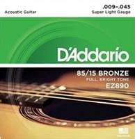Стальные струны D`Addario EZ890