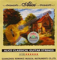Нейлоновые струны Alice AC106-H