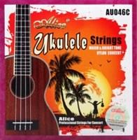 Струны для укулеле концерт Alice AU046-C