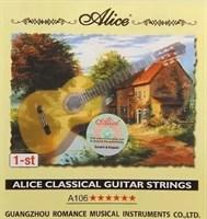 Отдельная 1-ая струна для классической гитары, 028, Alice A106-1