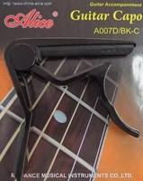 Каподастр для классической гитары Alice A007D/BK-C