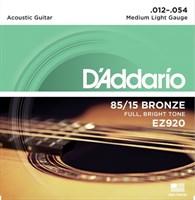 Стальные струны D`Addario EZ920