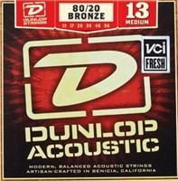 Стальные струны Dunlop DAB1356