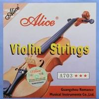 Комплект струн для скрипки Alice A703