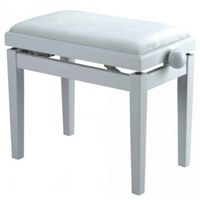 Белая банкетка Rin HY-PJ018A-GLOSS-WHITE