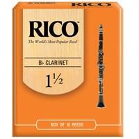 Трости для кларнета Rico RCA1015, размер 1.5, 10шт.