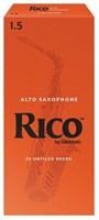 Трости для саксофона альт Rico RJA1015, размер 1.5, 10шт.