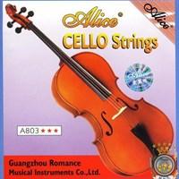 Комплект струн для виолончели Alice A803