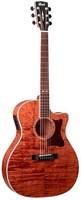 Электро-акустическая гитара Cort GA5F-FMH-OP