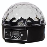 Светодиодный эффект «магический шар» Big Dipper L001 DMX, 6x3Вт.