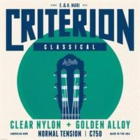 Струны для классической гитары La Bella C750 Criterion