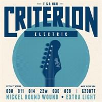 Струны для электрогитары La Bella C200TT Criterion
